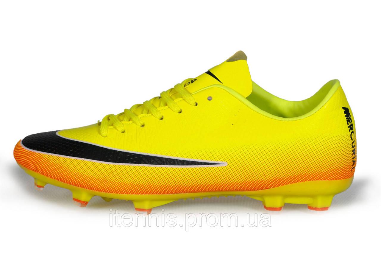 3e86a598 Футбольные бутсы Nike CR7 (p.40-45) Volt/Black/Citrus, цена 869 грн.,  купить в Киеве — Prom.ua (ID#689011187)