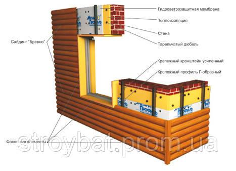 металлический блокхаус