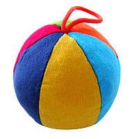 """Мягкий Мяч """"Малыш"""" диам. 8,5 см 124"""