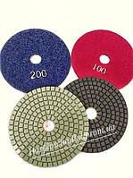 Черепашка Алмазный шлифовальный круг по плитке зерно 200