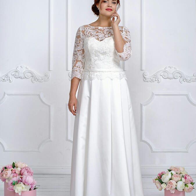 Свадебное платье 48 р