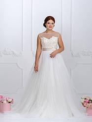 """Свадебное платье Amour Bridal """"Стелла"""" 46 р, айвори"""