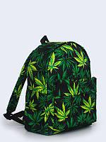 """Молодежный рюкзак с 3D-принтом """"Cannabis"""""""