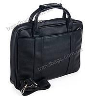 Мужской портфель 7423 черный.Купить оптом и в розницу Одесса 7 км.