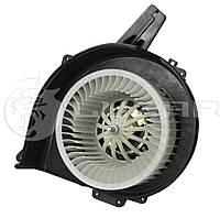 Мотор печки Шкода Фабиа Skoda Fabia II/  Рапид Rapid/ Румстер Roomster/ Volkswagen Polo Поло