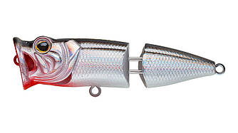 Поппер Strike Pro Pike Pop Joint 75 составной плавающий 7,5см 11,0гр#A010-EP
