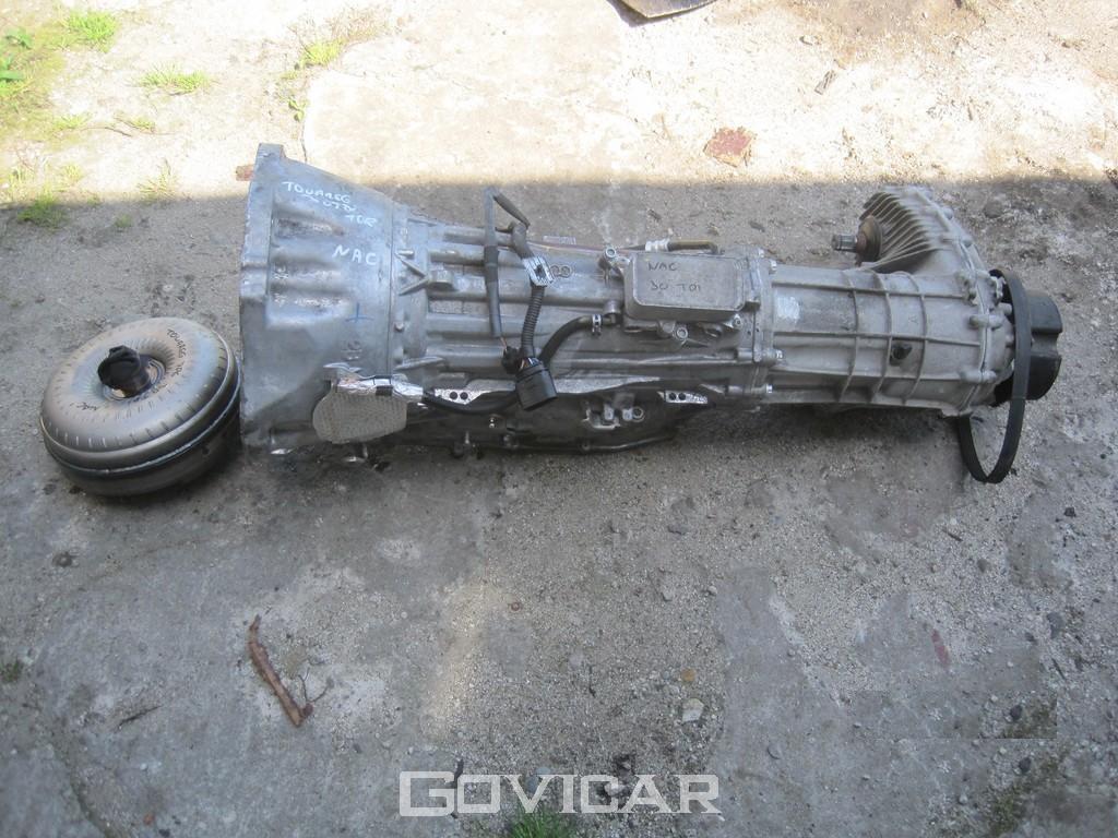 АКПП/Автомат коробка передач VW TOUAREG 7P6 3.0TDI NAC