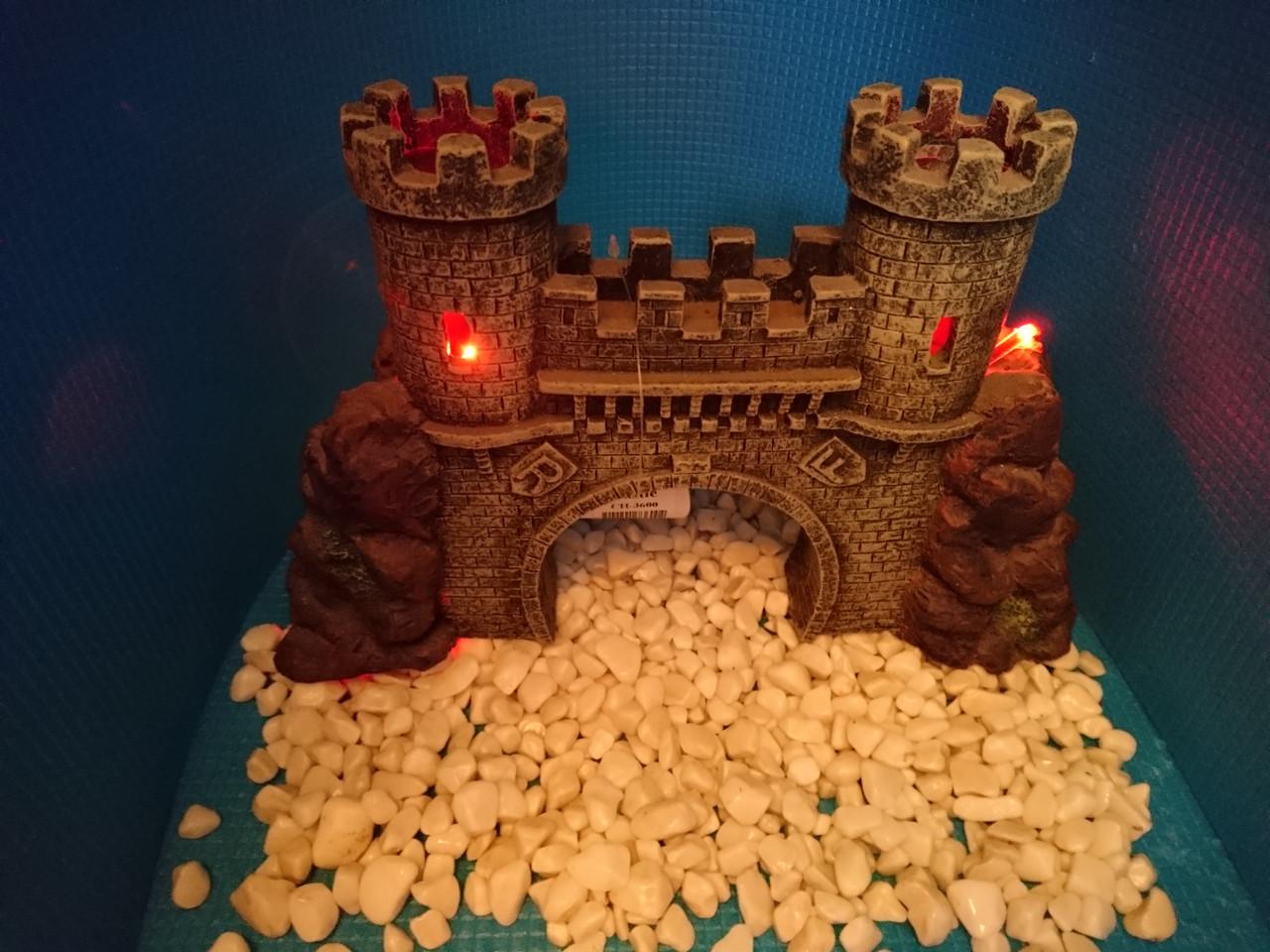 Замок с подсветкой