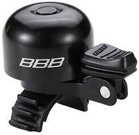 """Звонок BBB-14 """"EasyFit & Delux"""" чёрный"""
