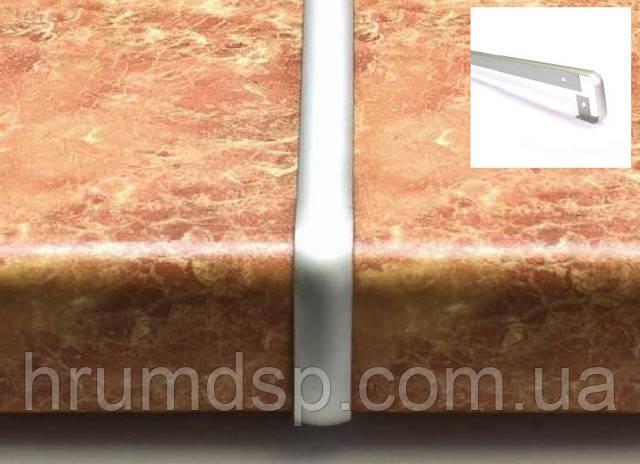 Торцева планка 28мм (сполучна)