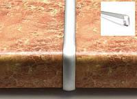 Торцовочная планка 28мм (соединительная)