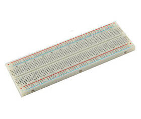 Макетна плата на 830 точок MB102 для Arduino