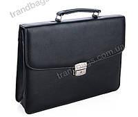 Мужской портфель 7226 черный.Купить оптом и в розницу Одесса 7 км.