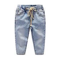 Джинсы на шнурке для девочки Jumping Beans Морячка (р.2,6 лет)