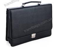 Мужской портфель 7227 черный.Купить оптом и в розницу Одесса 7 км.