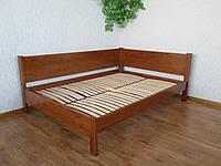 """Кровать полуторная """"Шанталь"""". Массив дерева - сосна, ольха, береза, дуб."""