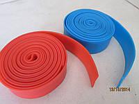 Жгут эластичный резиновый, лента жгут, резина для спорта  2,5м х 5см х 2мм