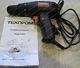 Мережевий шуруповерт Техпром ТСШ-1050, фото 3