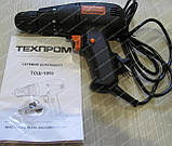 Сетевой шуруповерт Техпром ТСШ-1050, фото 3
