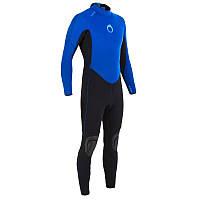 Гидрокостюм для серфинга Olaian 100 4/3 мм. мужской
