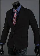 Трикотажный пиджак. Размер 48