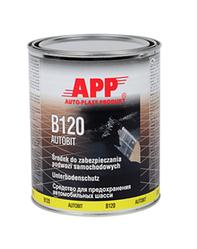 Антикорозійне засіб Autobit B120, 1,3 кг APP