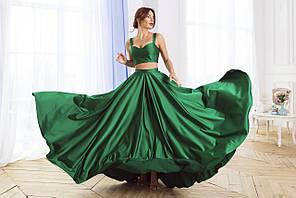 Красивый комплект юбка+топ