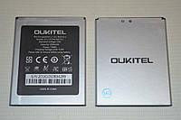 Оригинальный аккумулятор (АКБ, батарея) для Oukitel C4 2000mAh