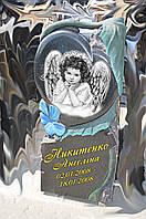 1.23. Памятник гранитный одинарный