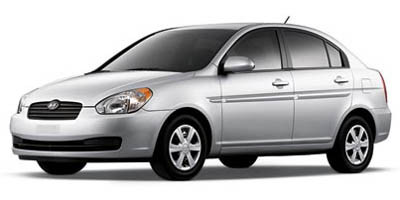 Hyundai Accent (MC) (2005-2010)