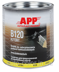 Антикорозійне засіб Autobit B120, 2,5 кг APP