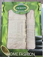 Набор полотенец Бамбук Zeron 1+1