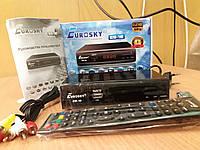Цифровой эфирный тюнер Eurosky ES-18 HD