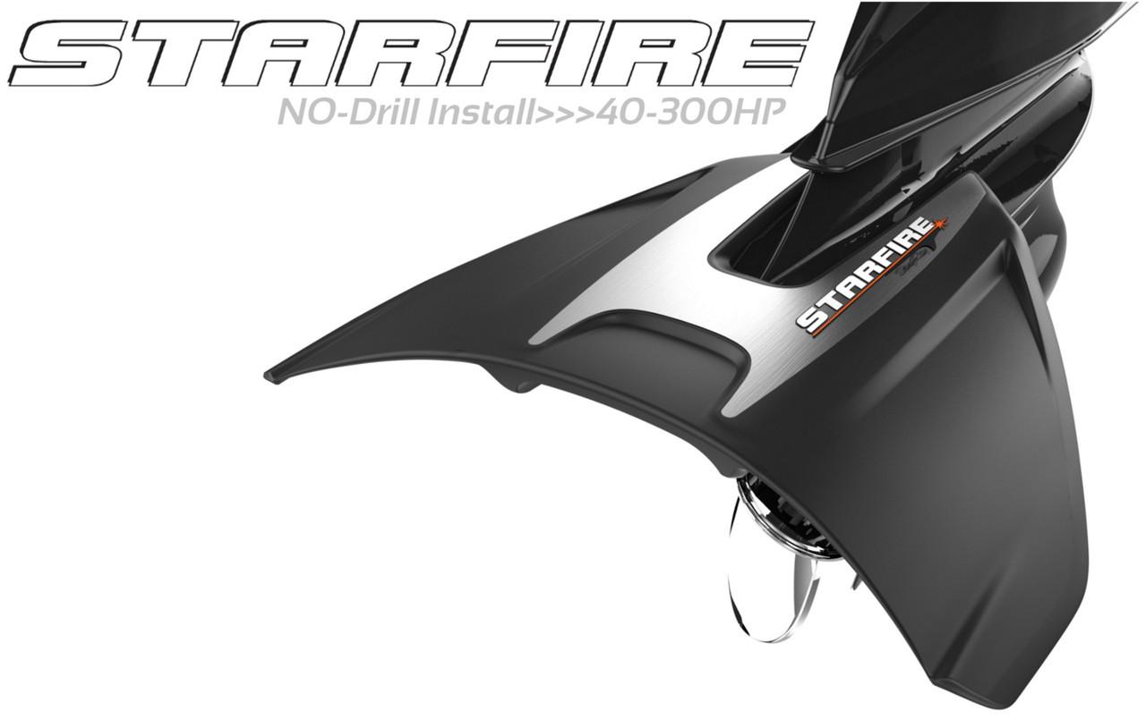 Гидрокрыло StingRay StarFire, 40-400 л.с. StarFire-1 Гидростабилизатор лодочного мотора