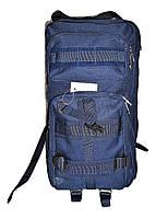 Практичный мужской рюкзак синего цвета XТX-450091, фото 1