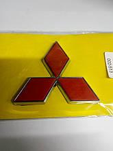 Эмблема MITSUBISHI  75х65 мм