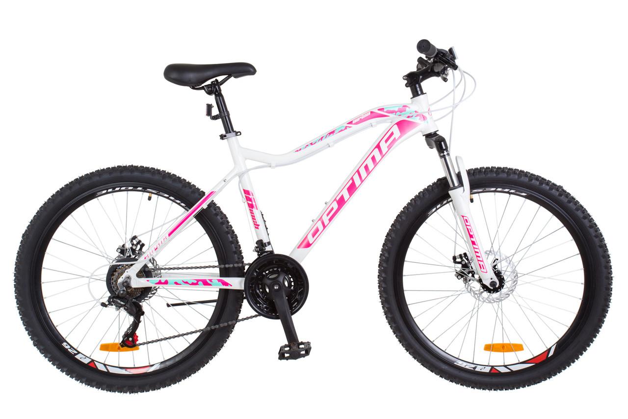 "Жіночий велосипед Optimabikes Alpina 26"" 2018"