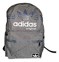 Практичный мужской рюкзак серого цвета XВT-349000, фото 1