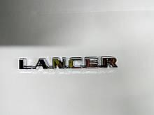 Надпись LANCER  115х13  мм