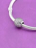 051855 Шарм 'Pandora style' Серебро(925)