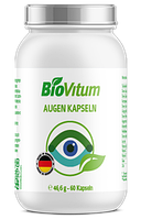 Препарат для улучшения зрения Augen Kapseln BioVitum 60 сaps