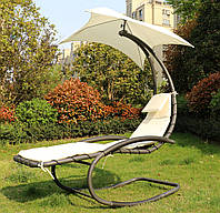 Садове крісло-качель