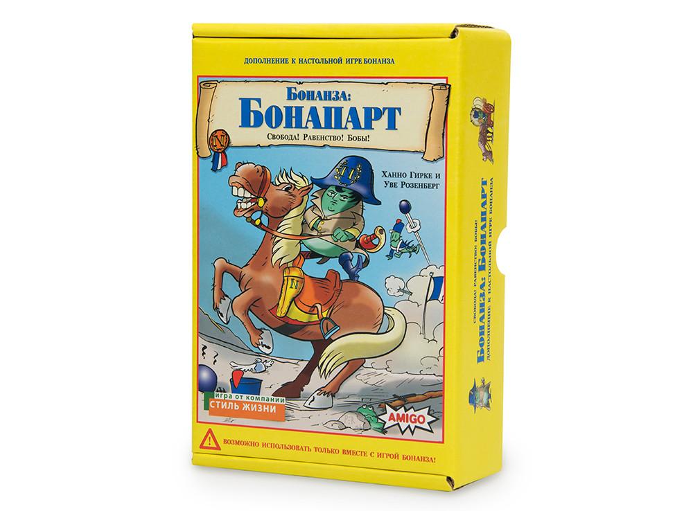 Настольная игра Бонанза Бонапарт