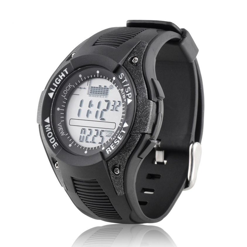 Часы рыболовные Spovan SPV710 A белый экран