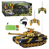 Детский танк на радиоуправление