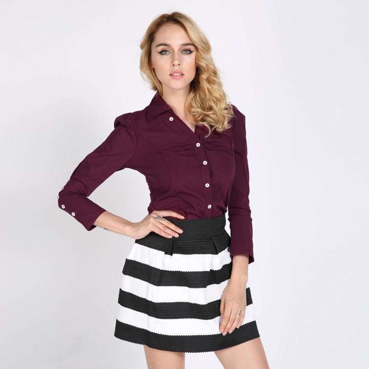 Блуза-рубашка Люсия СС5110
