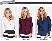 """Блуза-рубашка """"Люсия"""","""