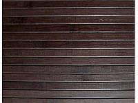 Обои бамбуковые венге 12 мм,ширина 1.5м
