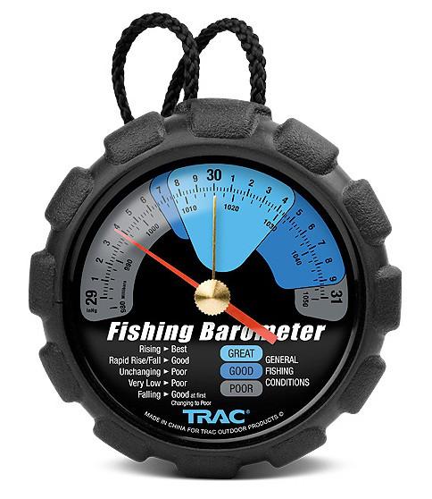 Барометр TRAC ручний, для риболовлі T 3002