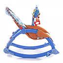 Музыкальное кресло-качалка 7179 joy toy (3в1), фото 4